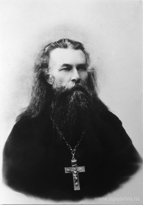 Протоиерей Николай Васильевский
