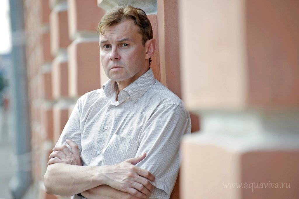 Сергей Фирсов. Фото Станислава Марченко