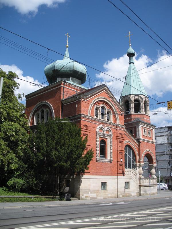 Собор святителя Николая Чудотворца в Штутгарте