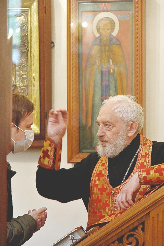 Про протоиерея Анатолия Сысоева прихожане говорят: «Приходим к нему, как к родному»