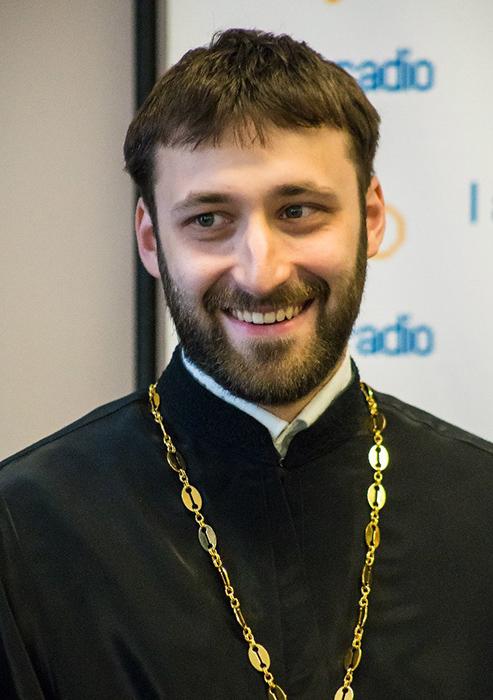 Иерей Дионисий Харин, старший священник Воскресенского Новодевичьего монастыря, преподаватель СПбДА