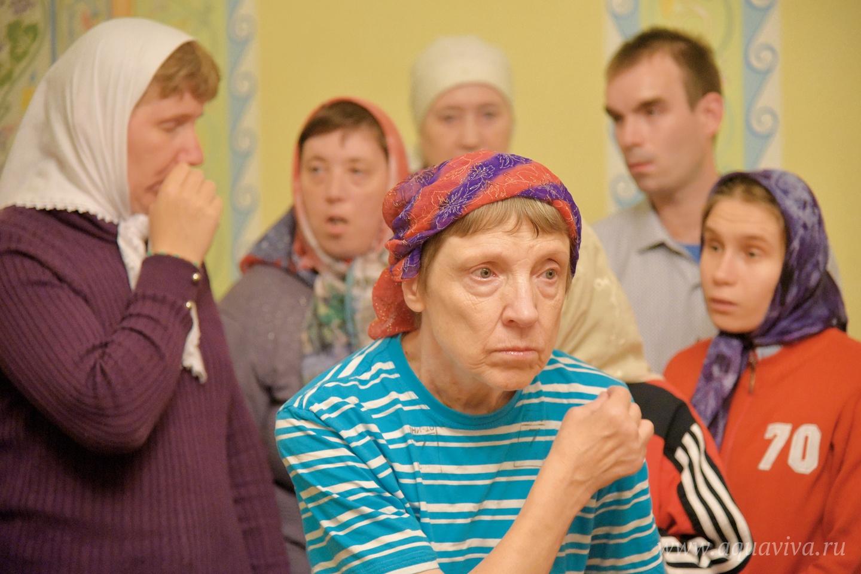 Пациенты ПНИ любят бывать в храме и ездить в паломнические поездки
