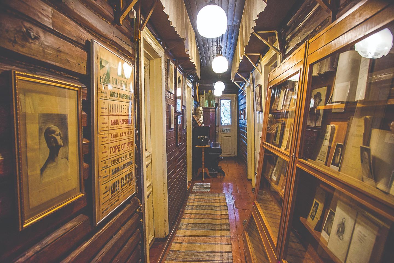 Мемориальный Дом-музей С.Н. Дурылина. Фото: welcome.mosreg.ru