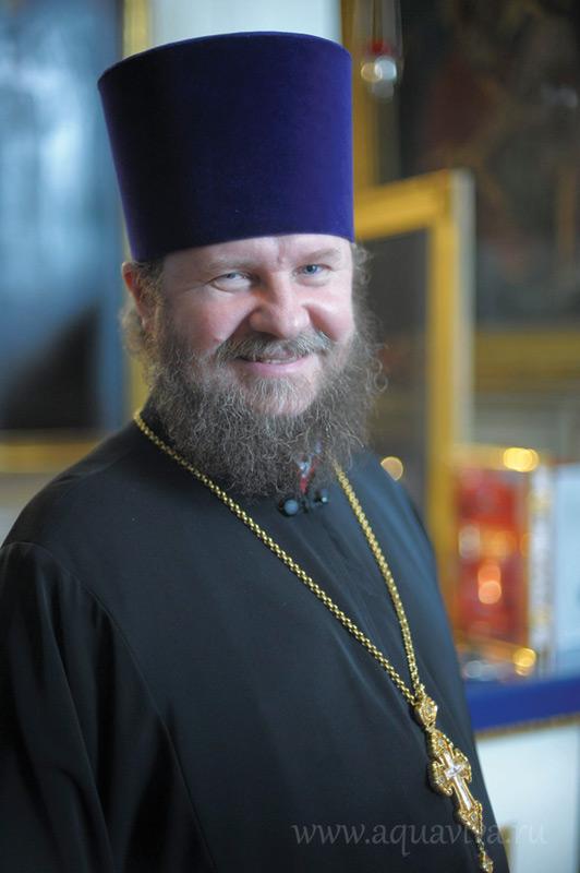 Протоиерей Виктор Иванов