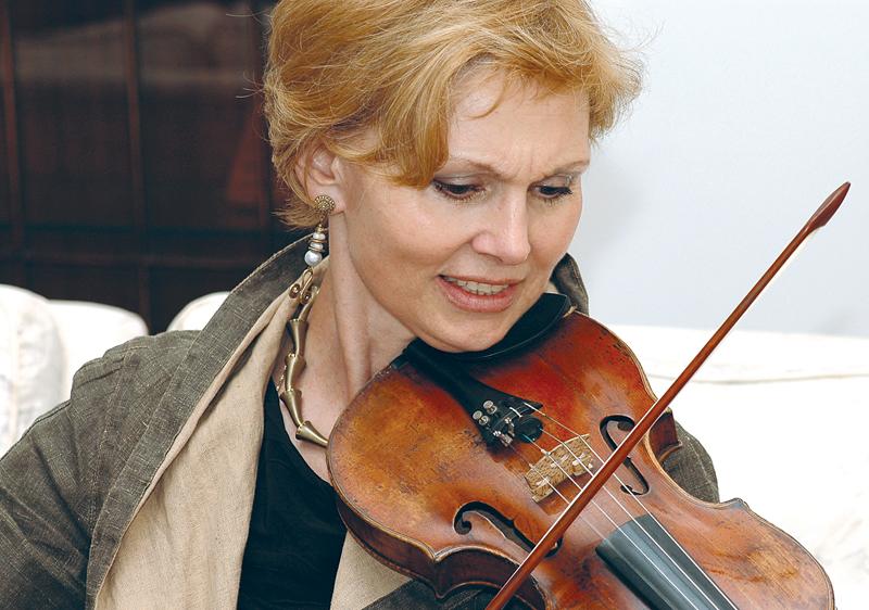 Народная артистка России Татьяна Гринденко