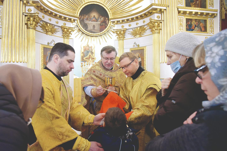 Протоирей Феодор Гуряк служит настоятелем с 2002 года