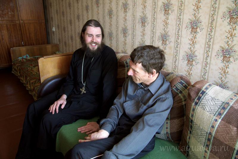 Отец Борис и Владимир