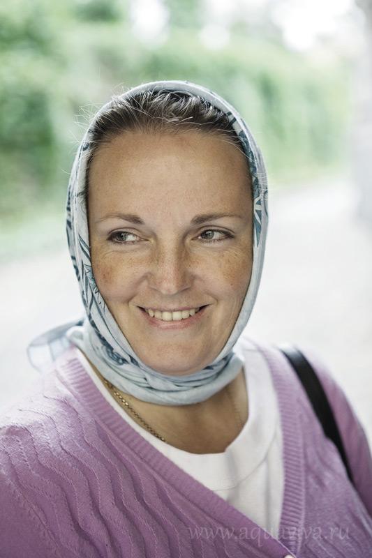 Татьяна Агеева — одна из активисток прихода