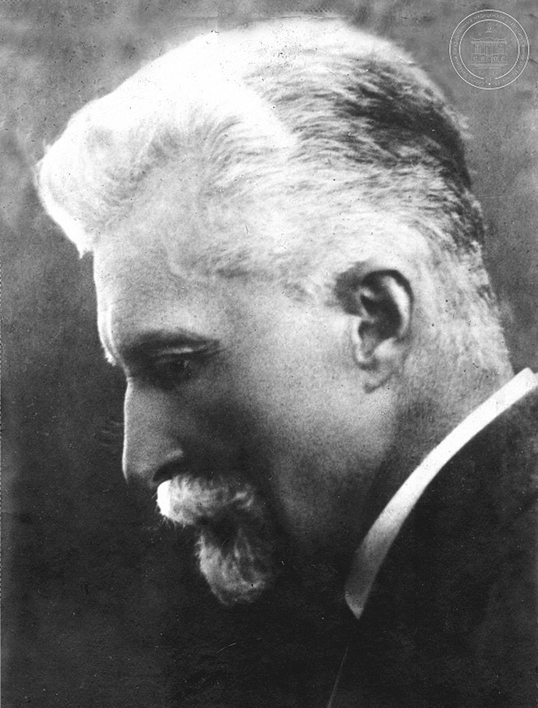 Ф.Я. Чистович (1870–1942), врач-патологоанатом, профессор, ректор Первого Ленинградского медицинского института