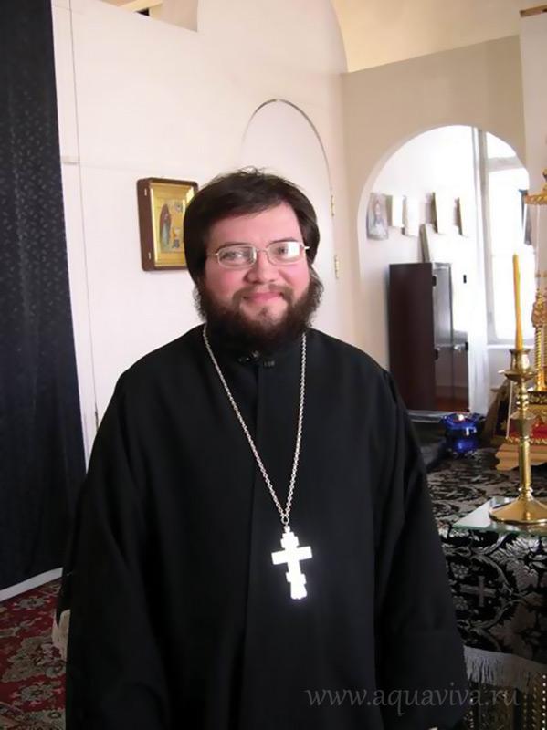 иерей Владимир Алексеевич Комаров