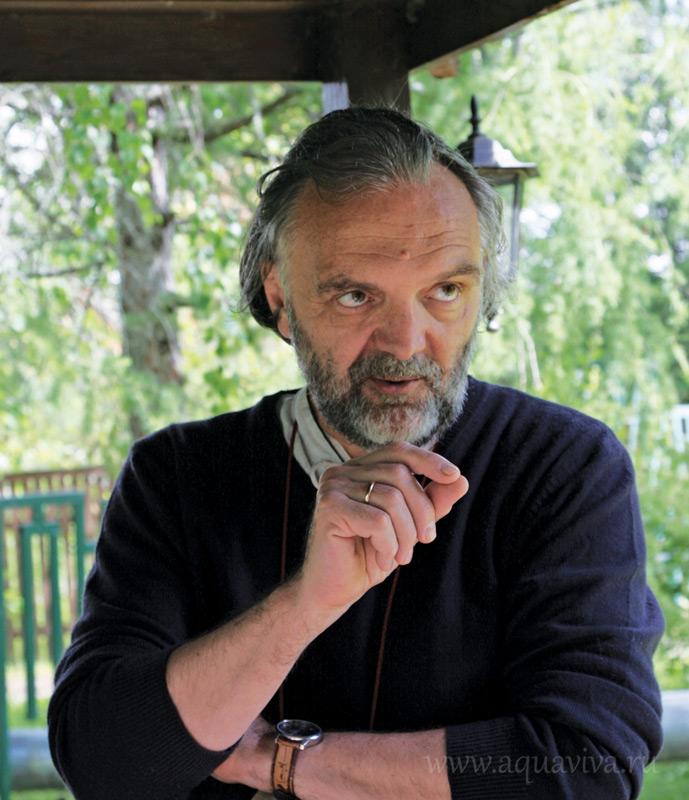 диакон Алексий Нестерук