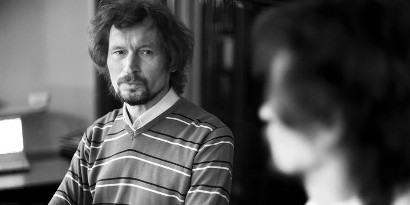 Александр Секацкий, российский философ и публицист, писатель, телеведущий