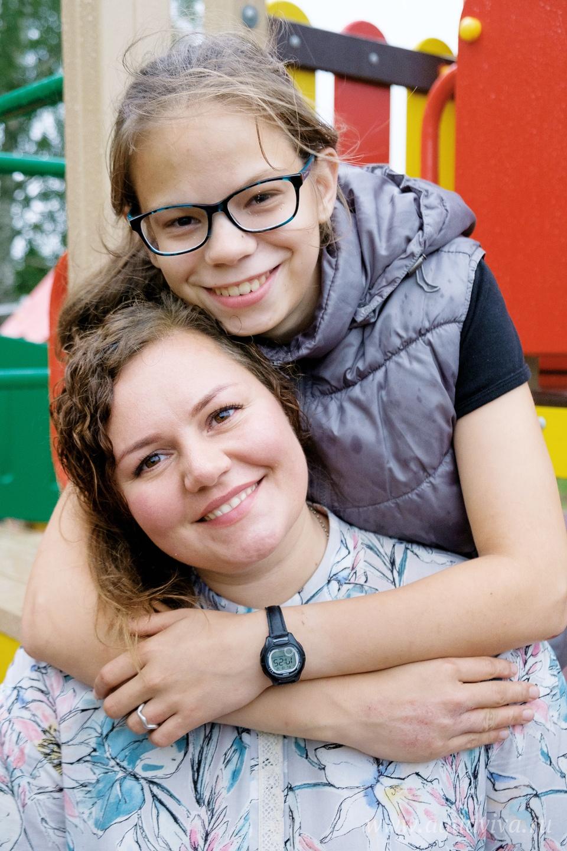 Наталья Стрекаловская взяла Машу из приюта, когда той было 11 лет