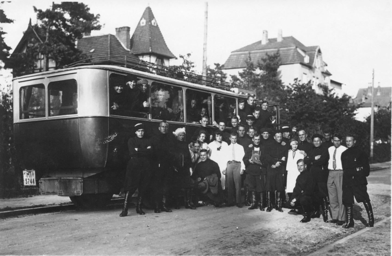 По Германии 1924-26 годы