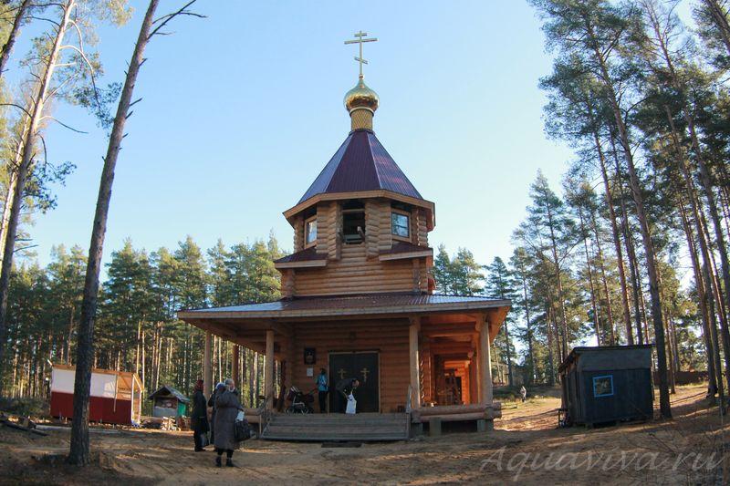 Храм в Раздолье