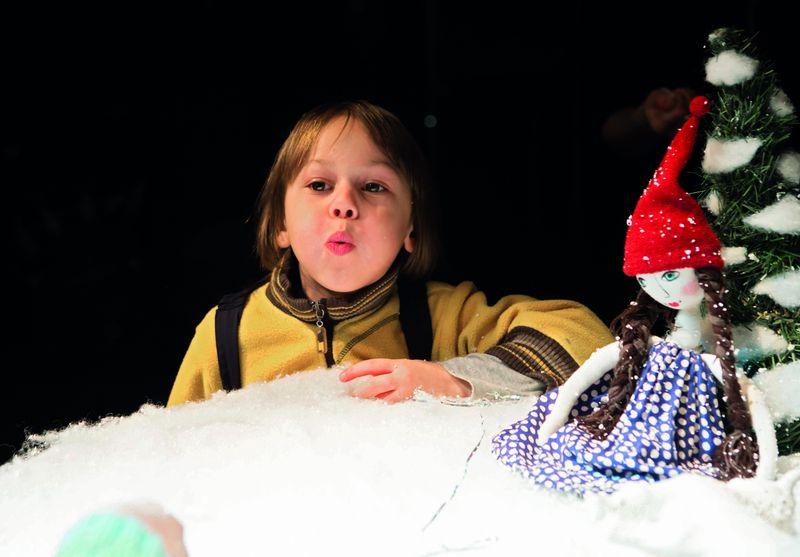 Спектакль «Морозко» — один из любимых у детей