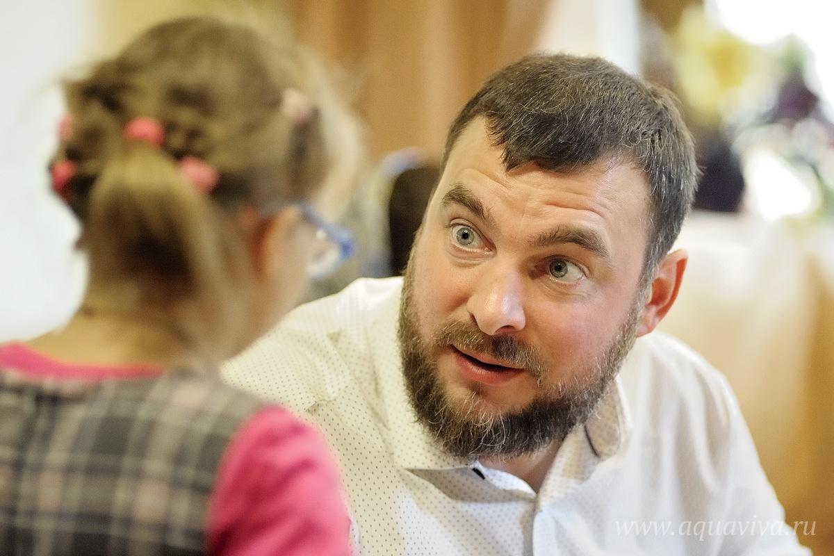 Диакон Константин Стрекаловский: «Мы с этими детьми до скончания века»