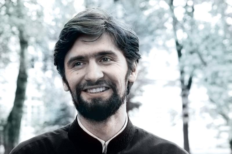 Иерей Алексий Раздоров, преподаватель воскресной школы