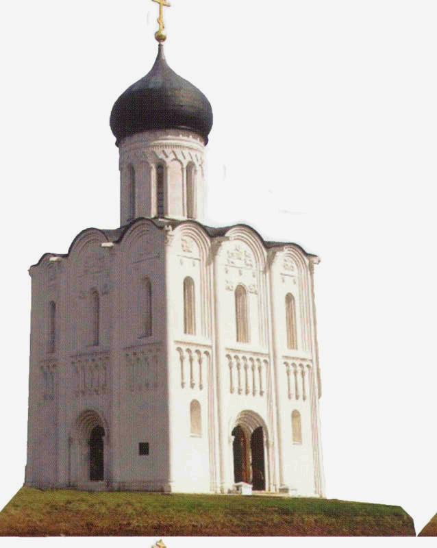 Церковь Покрова-на-Нерли, 1165 год