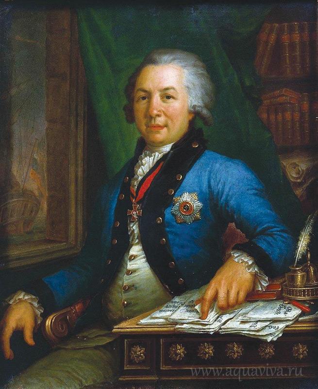 Гавриил Державин (1743–1816)