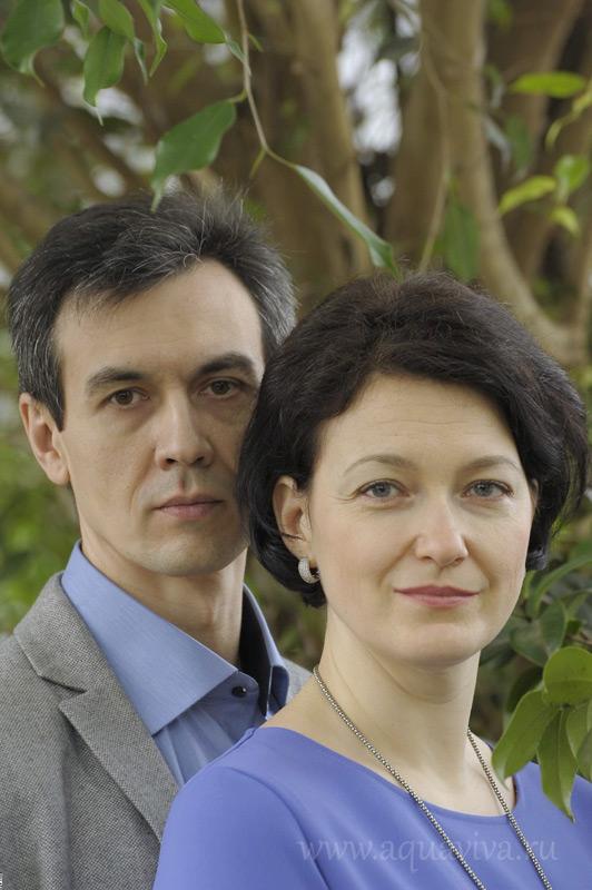 Анатолий и Анна Вахранёвы