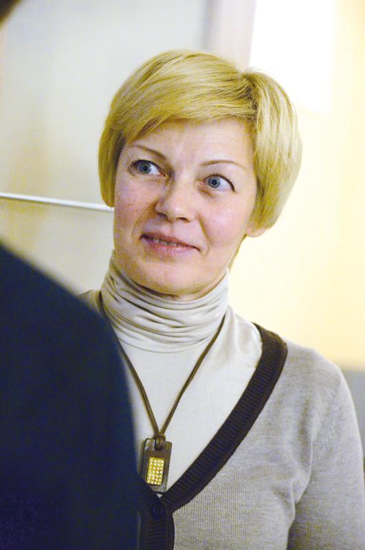 Светлана Косенкова, казначей и библиотекарь