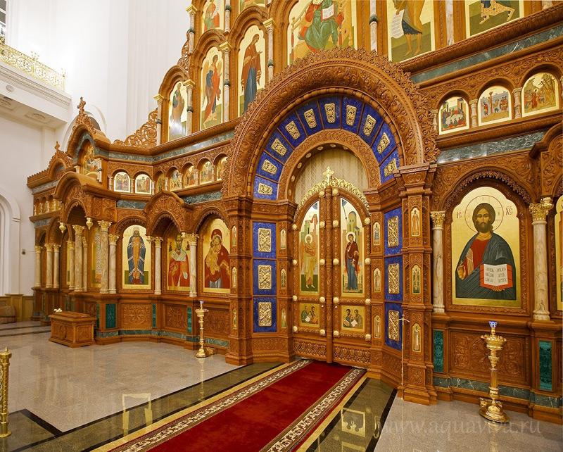 Сегодня работы Свято-Троицкого братства украшают храмы в разных концах России и мира