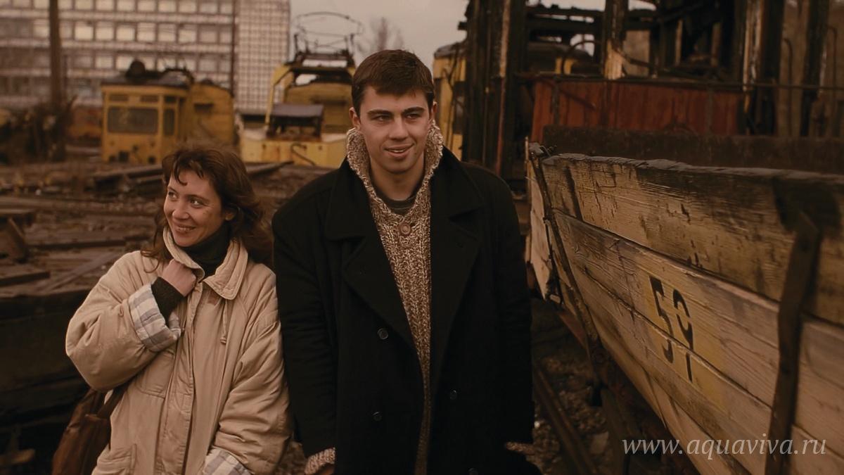 Кадр из фильма «Брат», 1997 год