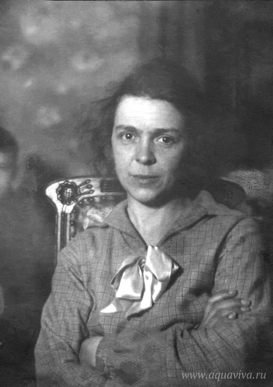 Мария Соколова (матушка Иулиания; 1899–1981), художник и реставратор, духовная дочь и биограф отца Алексия