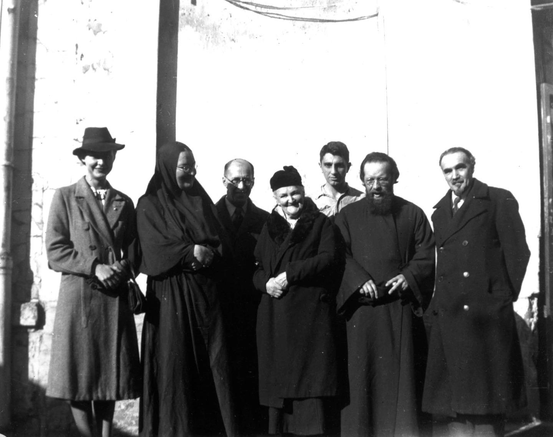Съезд Русского студенческого христианского движения. Париж. 1937 год