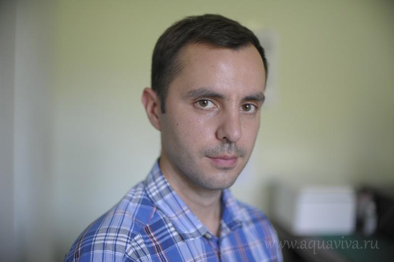 Роман Подбиралин, ответственный за творческое направление в епархиальном отделе по делам молодежи