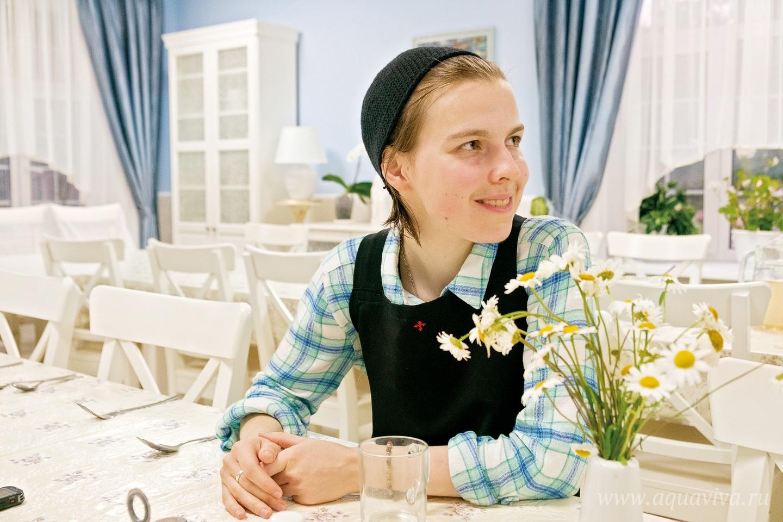 Сестра Елена Котряхова по профессии — молекулярный биолог