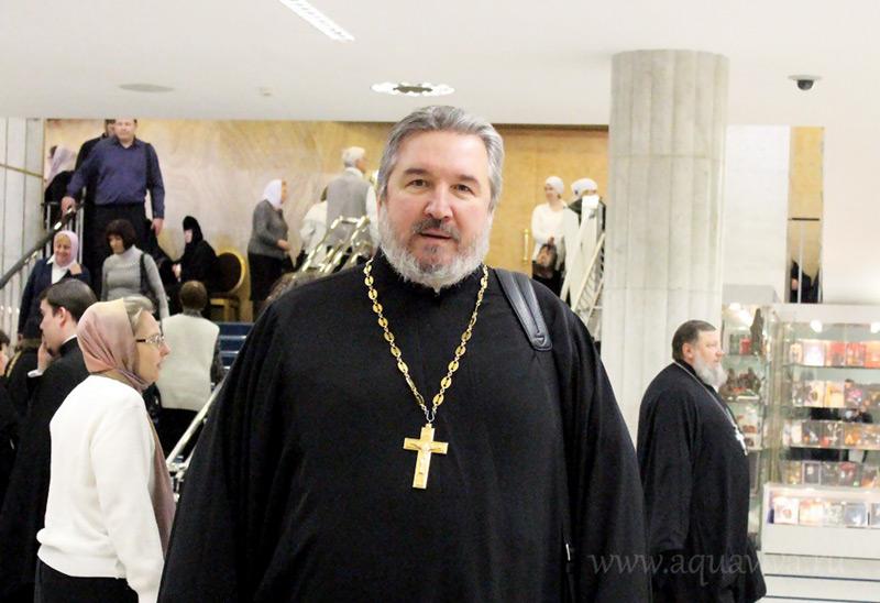 Протоиерей Николай Брындин