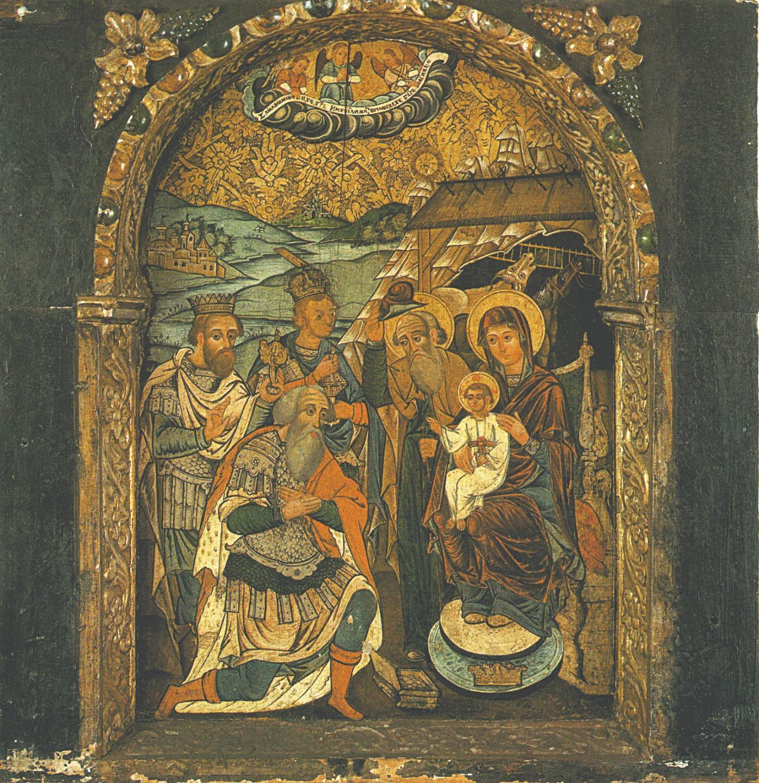 Поклонение волхвов. Польша. Вторая половина XVII века