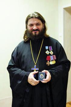Протоиерей Олег Скоморох