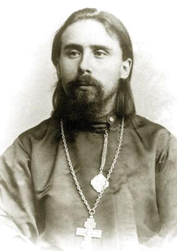 иерей Александр Рождественский