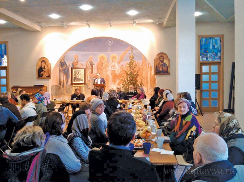 Православная община трезвенников братца Иоанна Чурикова при храме Феодоровской иконы Божией Матери