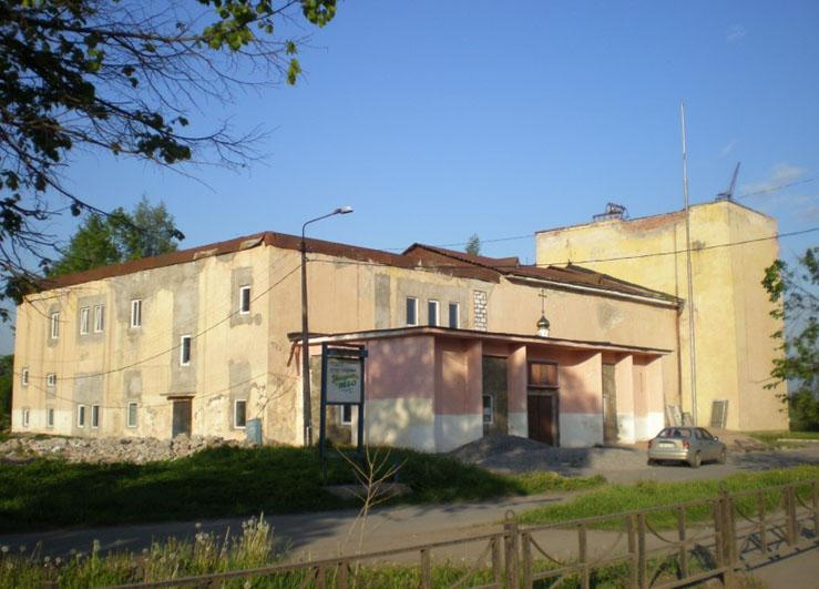 Храм в честь Казанской иконы Божией Матери в Тосно