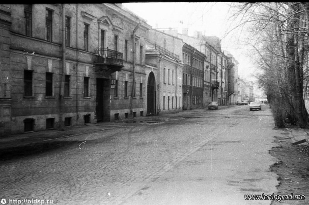 Тучков переулок