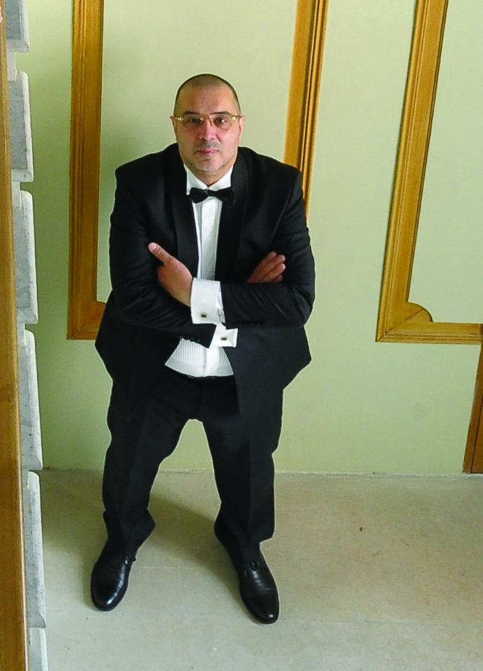 Игорь Матюхов, музыкальный руководитель