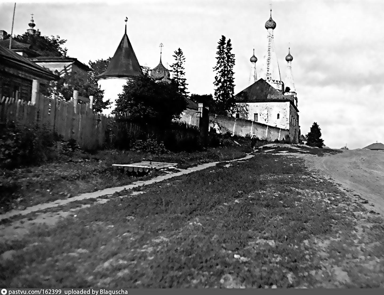 Церковь Успения Пресвятой Богородицы («Дивная») в Алексеевском Угличском женском монастыре. 1920–1930-е годы