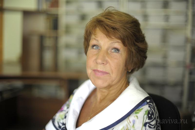 Жанна Сосновская, методист сектора семейных образовательных программ