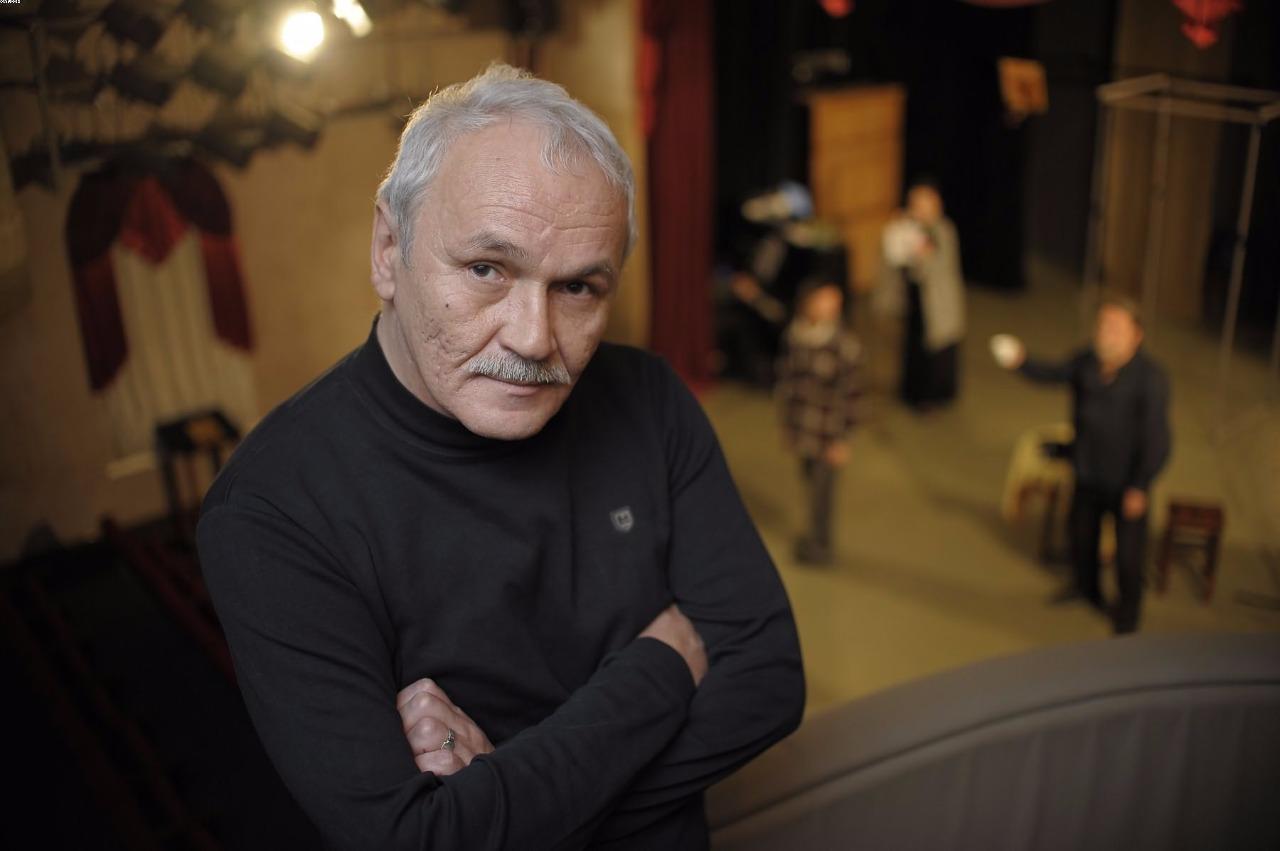 Владимир Уваров, художественный руководитель православного театра «Странник»