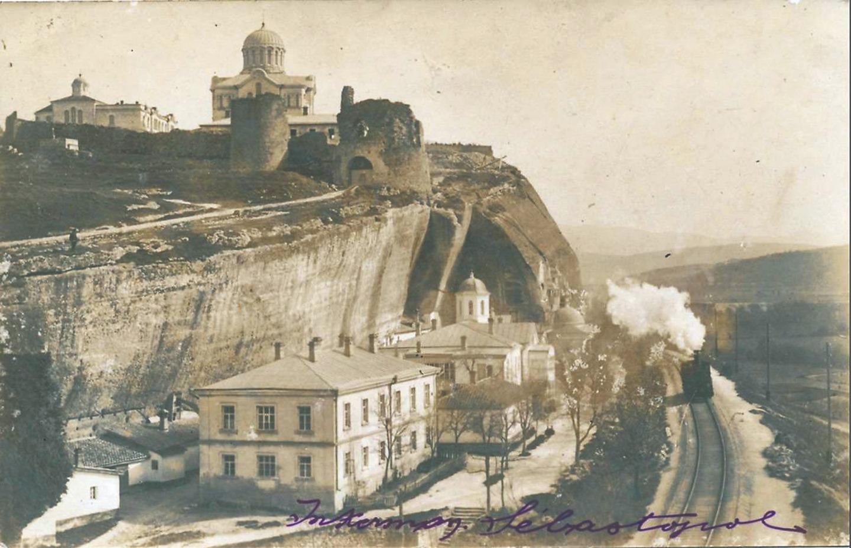Инкерманский монастырь. 1919 год