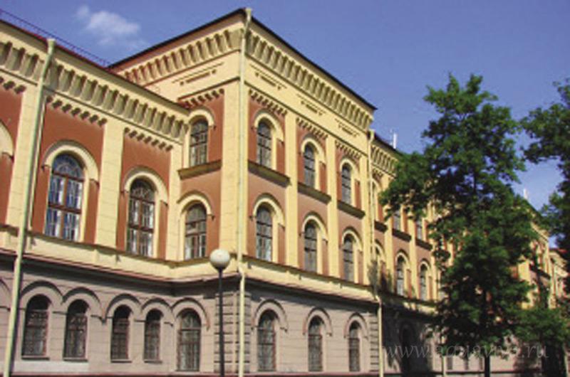 Павловский институт благородных девиц — гимназия № 209 на улице Восстания