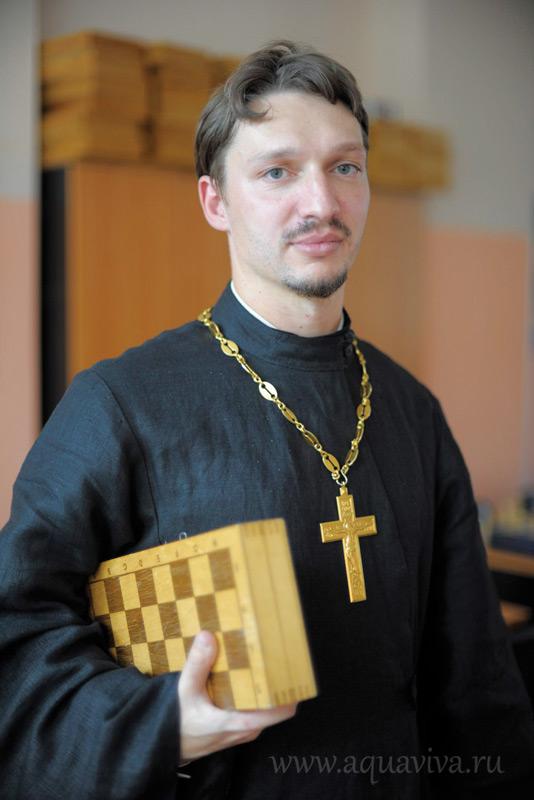 Иерей Димитрий Дмитриев