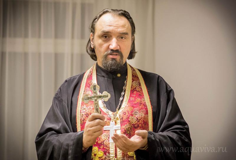 Протоиерей Максим Плетнёв