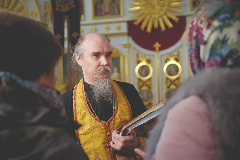 Пртоиерей Евгений Струговщиков
