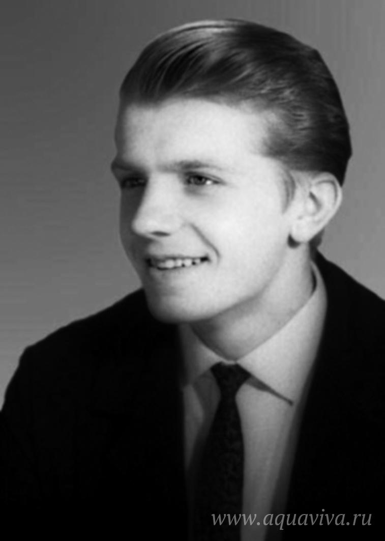 Константин Смирнов. 1963 год