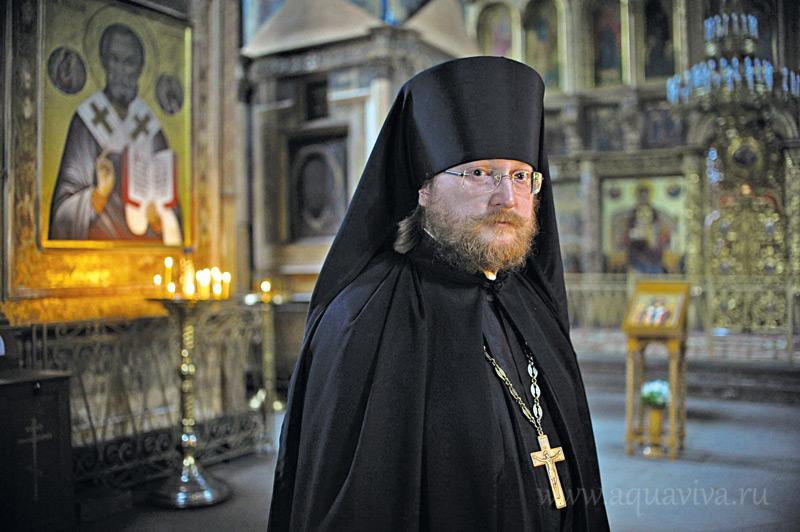 Иеромонах Венедикт (Шустов)